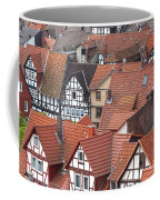 Roofs Of Bad Sooden-allendorf Coffee Mug