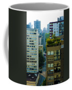 Rooftop Garden Coffee Mug
