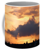 Rooftop Sunset 2 Coffee Mug