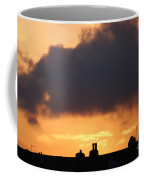 Rooftop Sunset Coffee Mug
