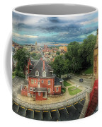 Rooftop View_pano Coffee Mug
