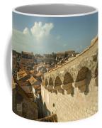 Rooftops Of Dubrovnik  Coffee Mug