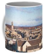 Rooftops Of Elgin Coffee Mug