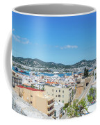Rooftops Of Ibiza 4 Coffee Mug