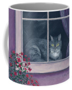 Room With A View Coffee Mug by Kathryn Riley Parker
