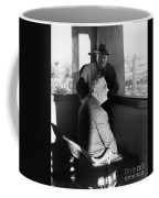 Roosevelt And Churchill Coffee Mug