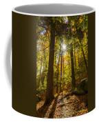 Rooster Comb Trail Coffee Mug