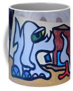 Rooster House Amazement No Head Coffee Mug