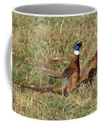 Rooster Pheasants Coffee Mug