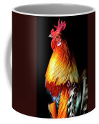 Rooster Portrait Coffee Mug
