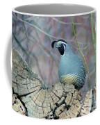 Rooster Quail  Coffee Mug