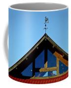 Rooster Weather Vane Coffee Mug