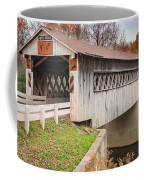 Root Rd Covered Bridge  Coffee Mug