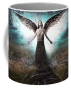 Rooted Angel Coffee Mug