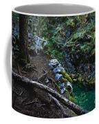Rooted In Emerald  Coffee Mug