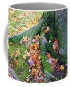 Roots And Leaves Coffee Mug