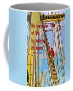Rope Of Life Coffee Mug