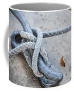 Rope On Cleat Coffee Mug