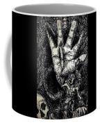 Roped In Coffee Mug