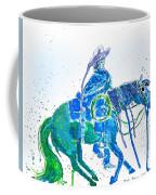 Roping Horse Coffee Mug