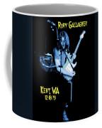 Rory Kent Blues Coffee Mug