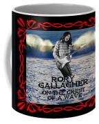 Crest Of A Wave 3 Coffee Mug
