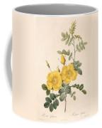 Rosa Eglanteria Coffee Mug