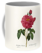 Rosa Gallica Coffee Mug