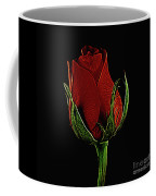 Rose 123 Coffee Mug