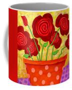 Rose-a-go-go Coffee Mug