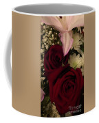 Rose And Lily Coffee Mug