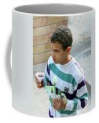 Rose And Tea Coffee Mug