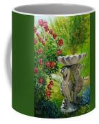 Rose Bath Coffee Mug
