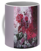 Rose Burst Coffee Mug