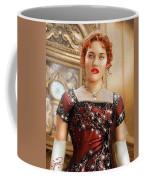 Rose From Titanic Coffee Mug