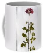 Rose Frozen Inside Ice Coffee Mug by John Wadleigh