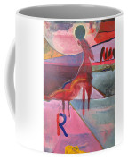 Rose Horse Coffee Mug