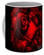 Furious Rose Magic Red Coffee Mug