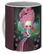 Rose Marie Antoinette Coffee Mug