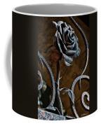 Rose Of Iron Coffee Mug