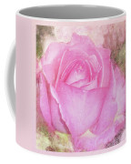 Enjoy A Rose Soft Pastel Coffee Mug