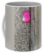 Rose Petal Coffee Mug