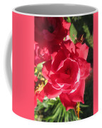 Rose Pink With Guest Coffee Mug