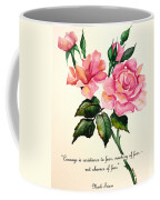 Rose Poem Coffee Mug
