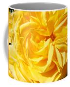 Rose Spiral Flower Garden Baslee Troutman Coffee Mug