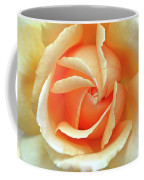 Rose Unfolding Coffee Mug