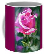 Rose Violet Bud Coffee Mug
