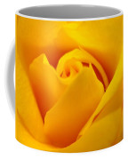 Rose Yellow Coffee Mug