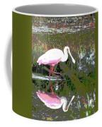 Roseate Spoonbill II Coffee Mug