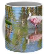 Roseate Spoonbill Young Adult Coffee Mug